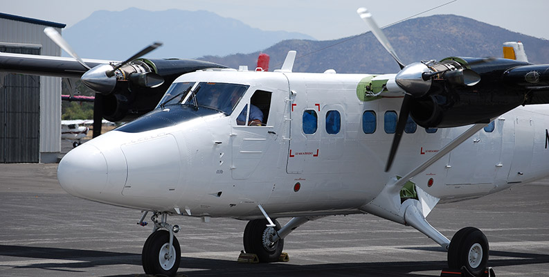 "IKHANA Twin Otter ""200HG™"" Endorsed by Harbour Air"