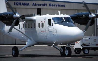 IKHANA Awarded RWMI DHC-6 Re-Life Flight Controls STC