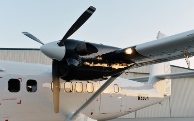 IKHANA collaborates with GE Aviation to re-engine DHC-6 Twin Otter aircraft with the GE H Series engines