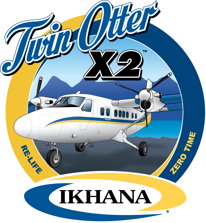 "Twin Otter X2 ""Zero Time"" NEW 66,000 Hour/132,000 Cycle Life"