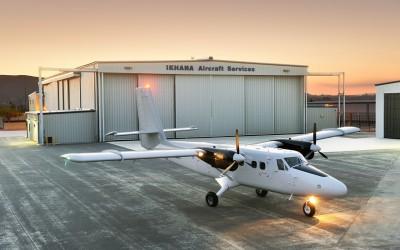 EASA Validates IKHANA's RWMI DHC-6-200HG™ STC