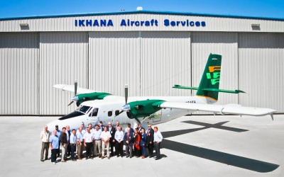 First Twin Otter X2™ Delivered