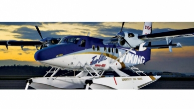 AVIATION WEEK ShowNews: Viking Air Brings 100th Twin Otter to NBAA 2016