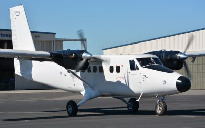 FOR SALE: IKHANA Twin Otter X2™ MSN 470 (Sale Pending)