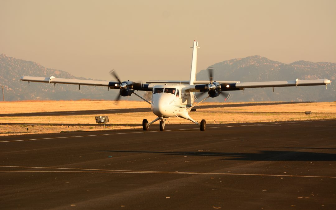IKHANA DHC-6 Twin Otter product line expands with EASA and TCCA approval of our RWMI DHC-6-100HP™/-200HP™.