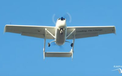 IKHANA Congratulates Ampaire on Successful Test Flights of Hybrid-Electric Ampaire 337 Aircraft