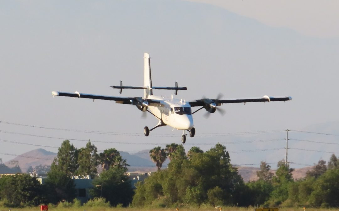 IKHANA delivers first Commuter Category RWMI DHC-6-300HG™ Payload Increase/ Increased MTOW STC