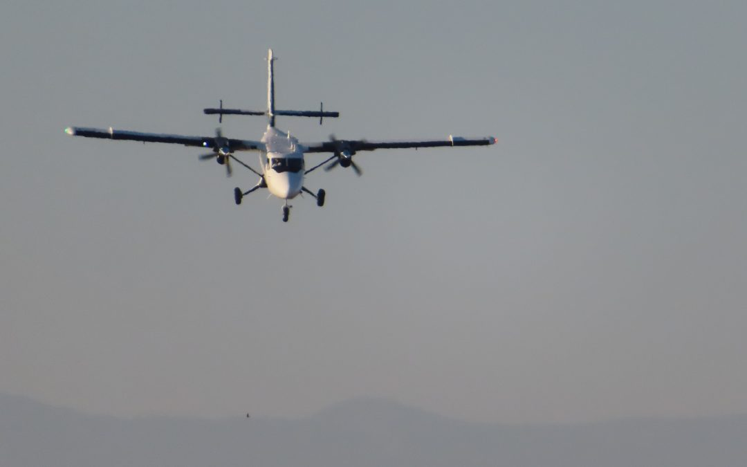 Ampaire and IKHANA Launch Study of Hybrid Electric Twin Otter Aircraft Under NASA Award