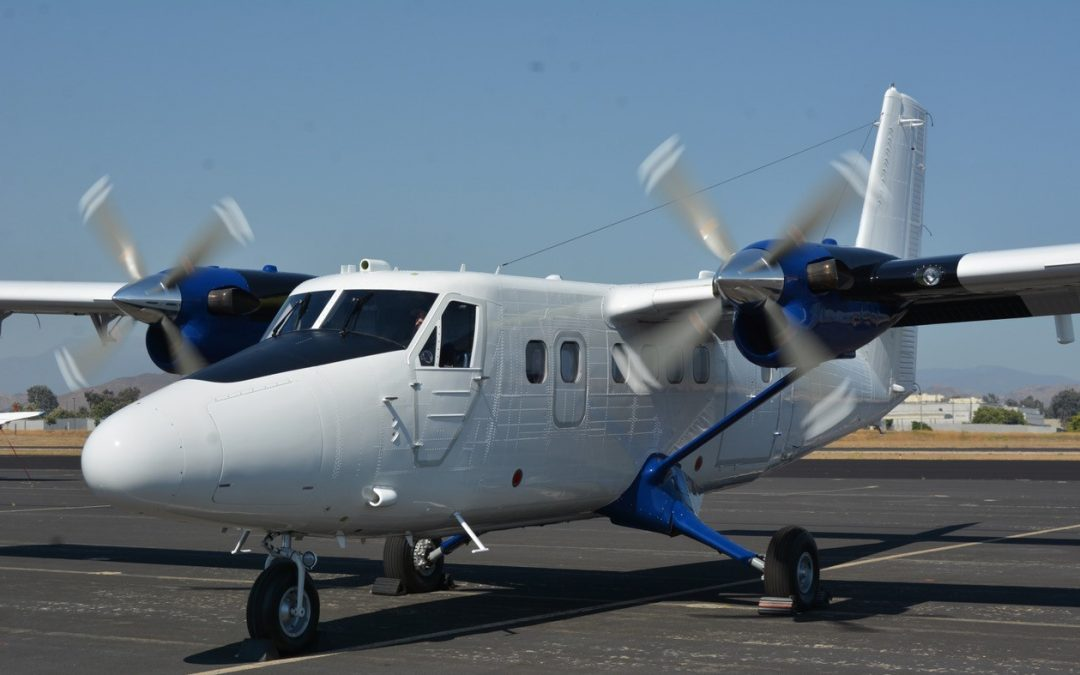 FOR SALE FOR IMMEDIATE DELIVERY: IKHANA Twin Otter X2™ MSN 470